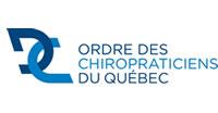 Logo Ordre des chiropraticiens du Québec - Chiropratique familiale Saint-Grégoire